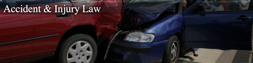 Greenville, S.C. Personal Injury Lawyer